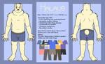 Reference Sheet: Halaus