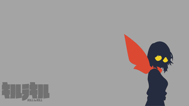 Minimalistic Ryuko Wallpaper [1920x1080]
