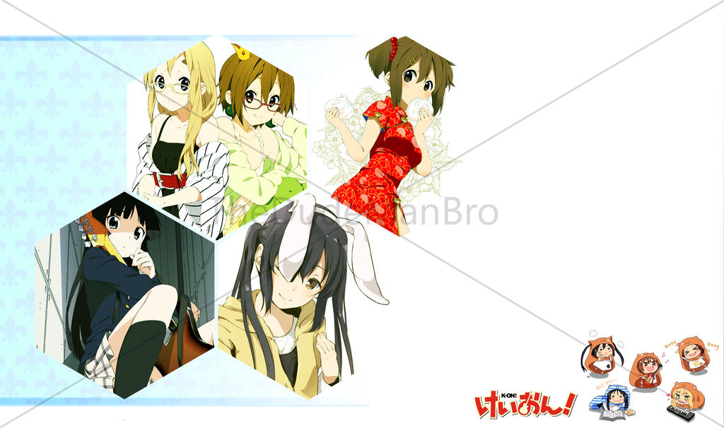K-on! Playmat Design by TheDudeManBro