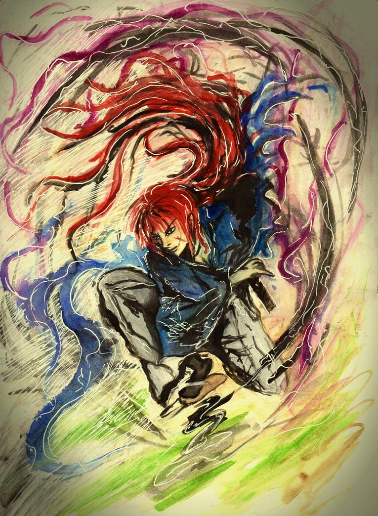 Rorouni Kenshin by MuArtGL