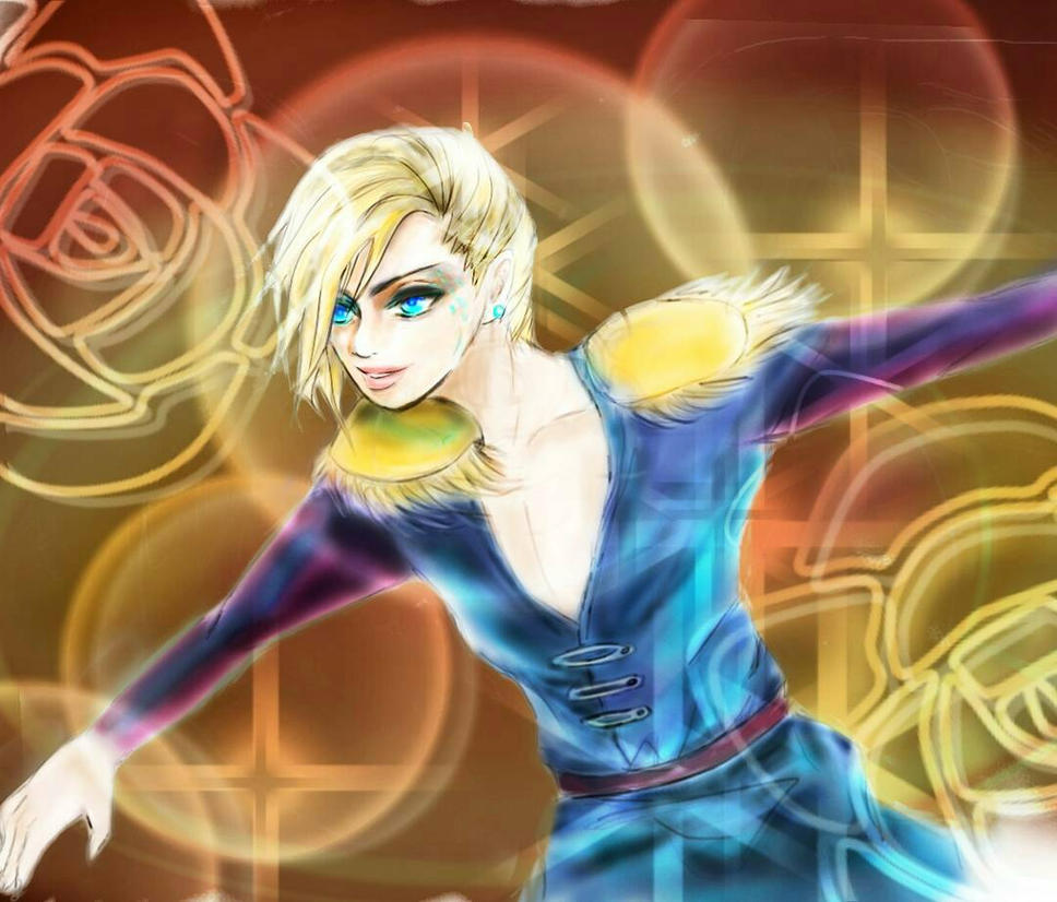 Figure Skating  by MuArtGL