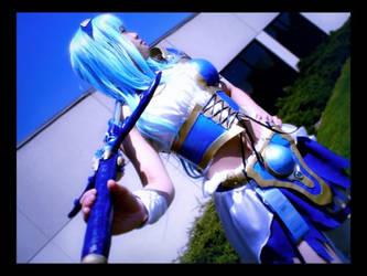 Magic Knights Rayearth - Umi 3 by Lylee
