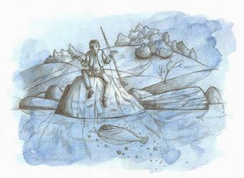Il pescatore e la maglie 2