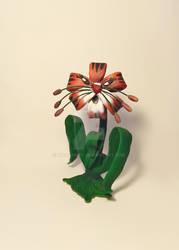 alice in wonderland- Flower