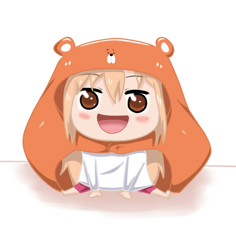 Umaru-chan Chibi By Zetta05 On DeviantArt
