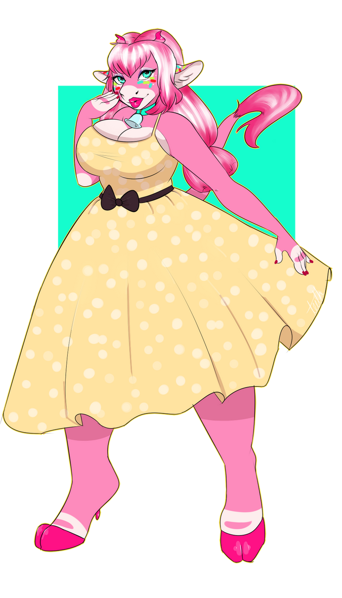 comm] Parfait Sprinkles by slime-cats on DeviantArt