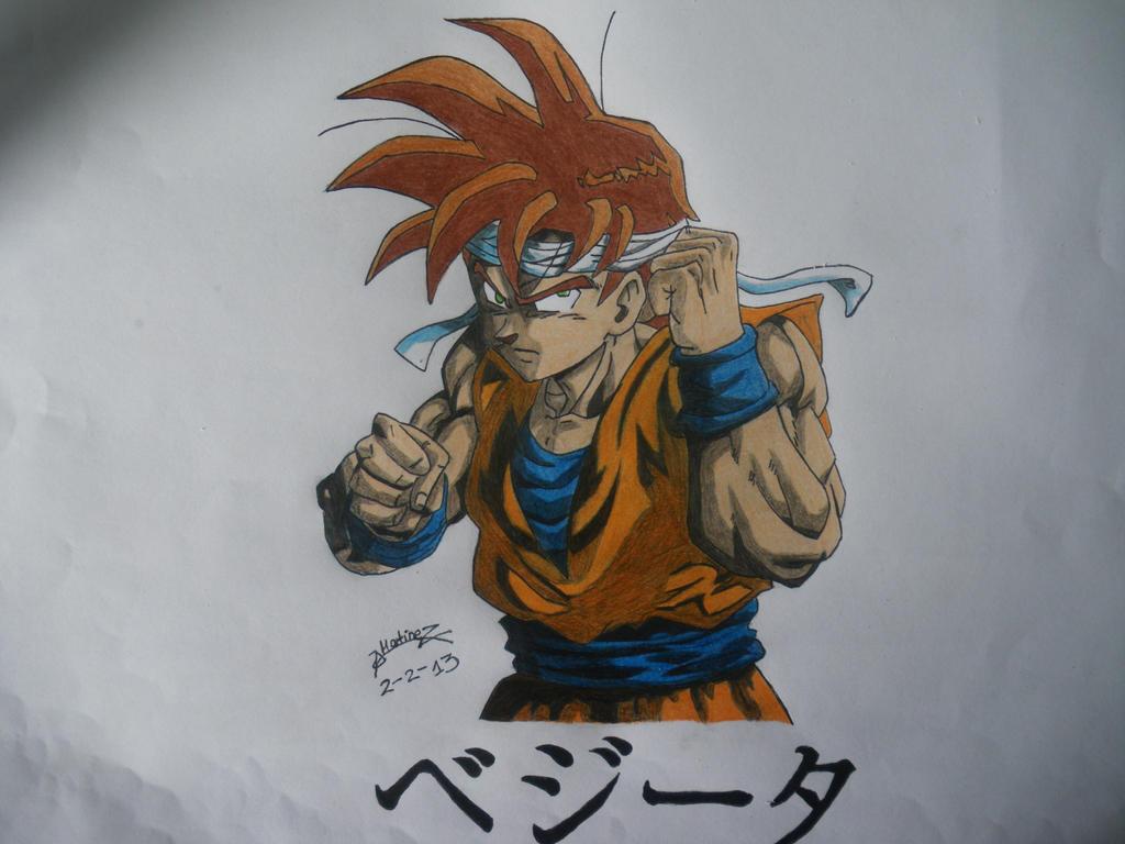 Autoretrato Al Estilo Akira Toriyama Dragonball By Triigun On Deviantart