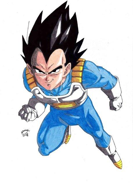 Vegeta | Gokupedia | FANDOM powered by Wikia