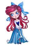 Chibi Ariel by AlexaFV