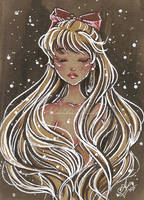 ACEO #39 Venus by AlexaFV