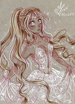 ACEO #41 Kaori OC