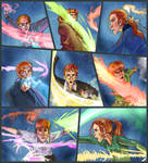 The Fightin' Weasleys