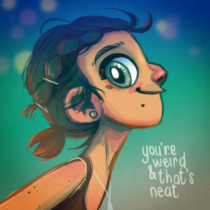 Weird by Deisi