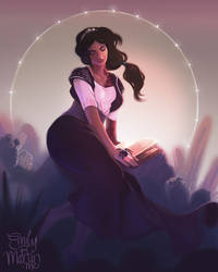 Twilight Study