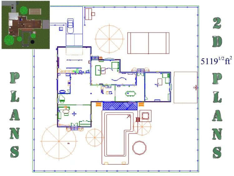 Home Design 2D