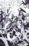 Guardian Knight Comic:Moon Streak Cover 5