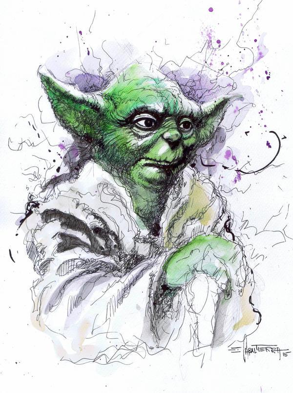Yoda by emilcabaltierra