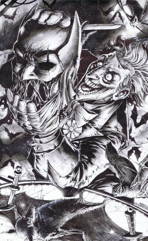 Joker by emilcabaltierra