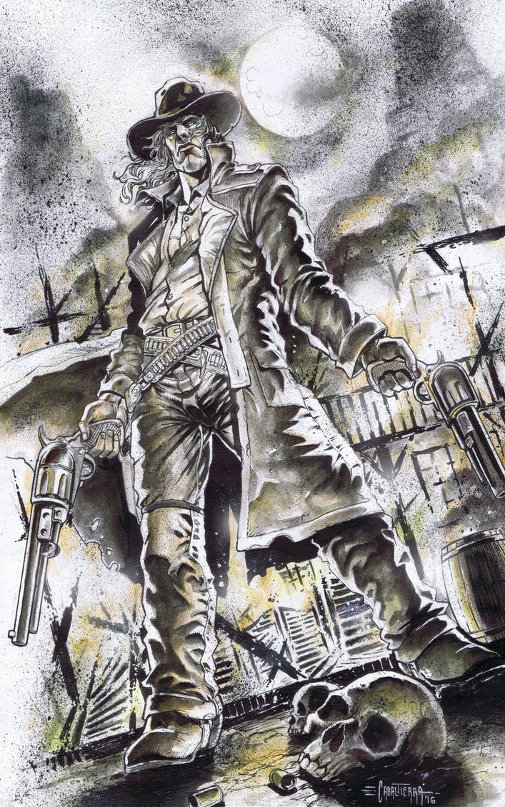 Saint of Killers by emilcabaltierra