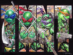 TMNT Water Color