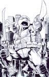 TMNT #103 Variant Cover