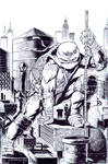 TMNT #104 Variant Cover
