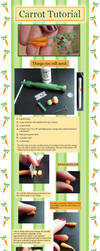 Super Long Carrot Tutorial by lily-inabottle