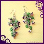 Petunia Earrings