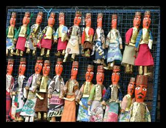 Dolls by Nitrea