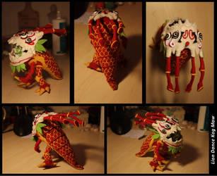 Lion Dance Kog Maw by Nitrea