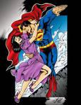 Superman By Al Rio