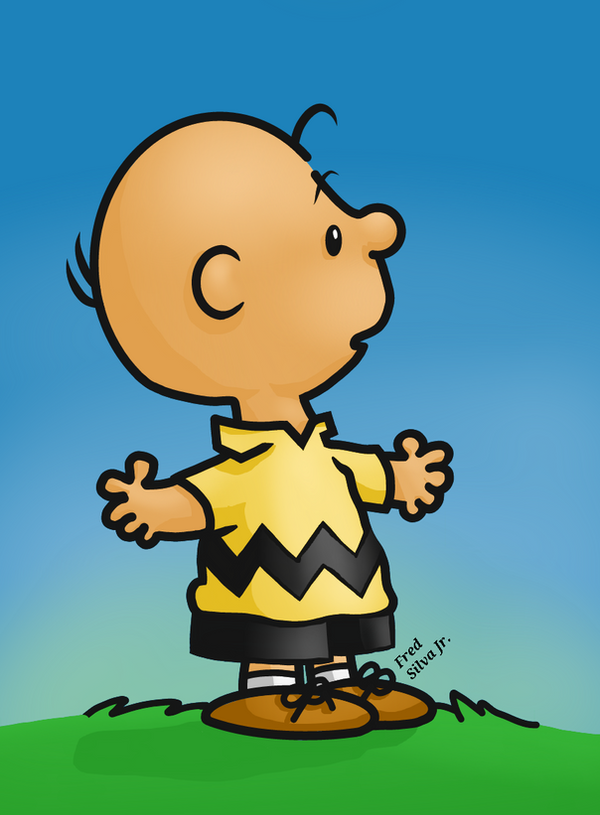 Charlie Brown by Luzproco