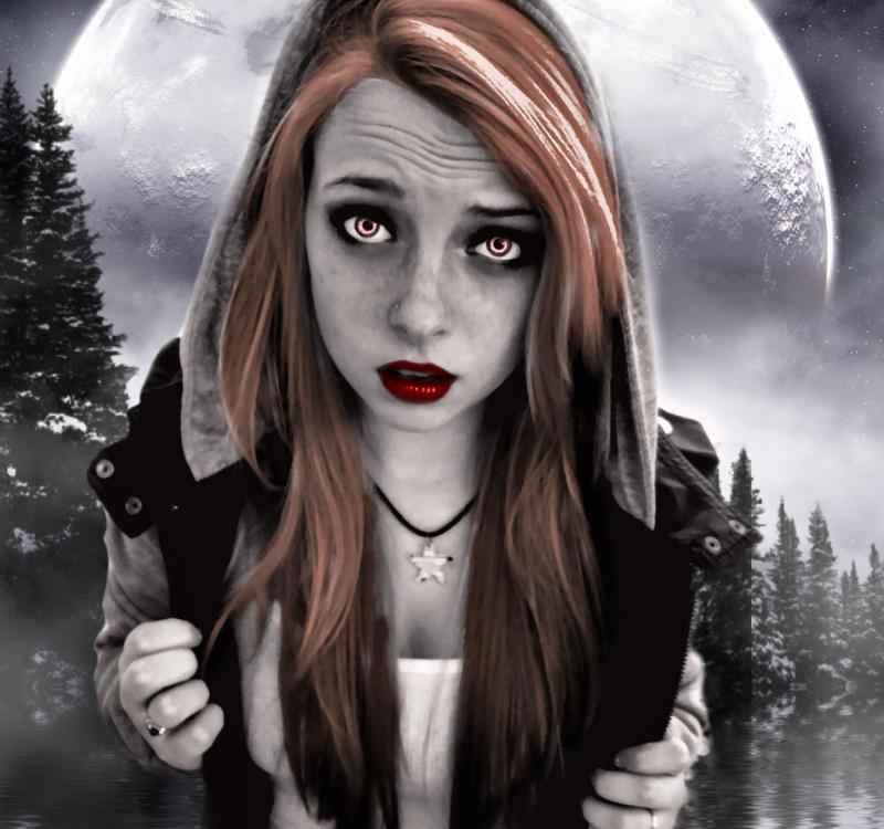 Vamp Teen 19