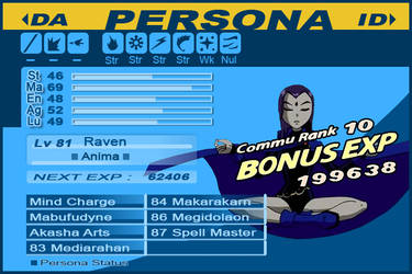 Raven Persona 3