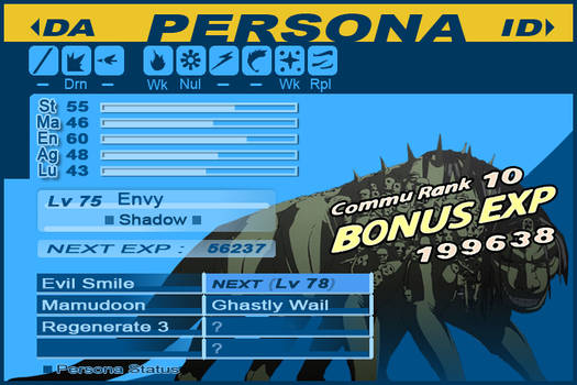Envy Persona 3 Preview