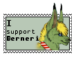 Berneri Stamp by kooyn