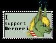 Berneri Stamp by kooyn