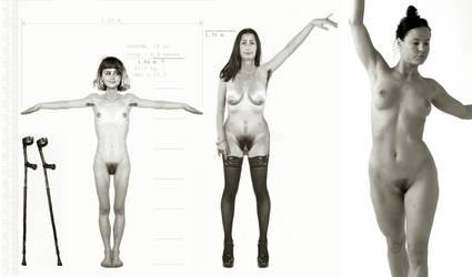 Paloma and her Dance Teacher II by danielcaravaggio