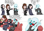 Voldy goes to the Cinema