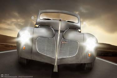 Vintage US Car
