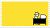 Zero Punctuation Stamp by KenxKao