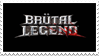 Brutal Legend Stamp by KenxKao