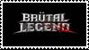 Brutal Legend Stamp