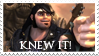 Knew It stamp by KenxKao