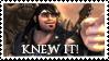 Knew It stamp by KenxKao
