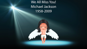 We All Miss You Michael Jackson!