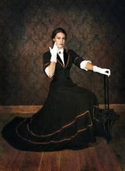 Hedda Gabler's Choice by Ariel-Belle
