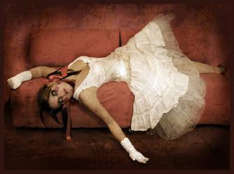 Broken Dolly by Ariel-Belle