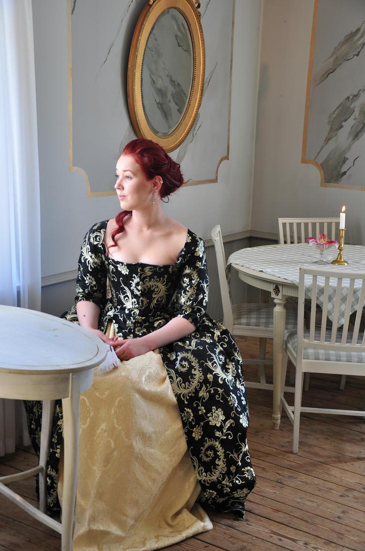 Robe a l'anglaise by Fiskinfluensan