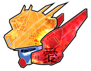 Gundam Terratag by erole